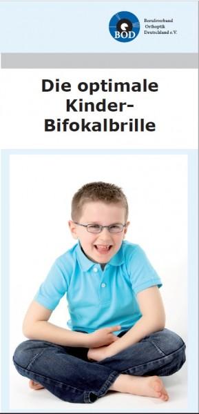 Die optimale Kinder-Bifokalbrille (ca. 50 St.)