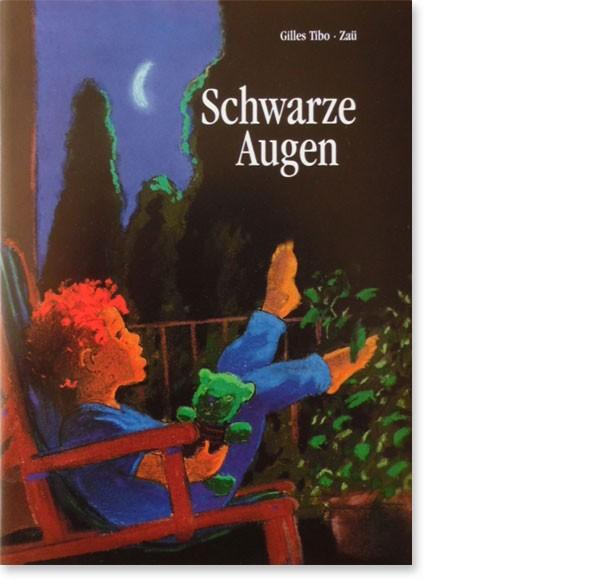 """Buch """"Schwarze Augen"""""""